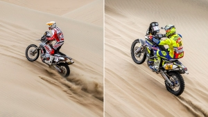 2019 Dakar Rally Stage 9 Results — Michael Metge From Sherco TVS Racing Wins The Stage