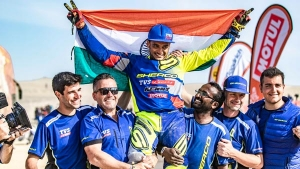 Dakar 2019 Results (Stage 10) — Aravind KP Becomes The Second Indian To Finish Dakar Rally