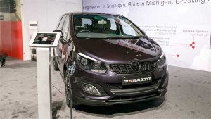 2019 Detroit Auto Show: Mahindra Marazzo & Roxor Showcased; Will The USA Accept The Marazzo?