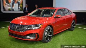 2019 Detroit Auto Show — New Volkswagen Passat Unveiled; VW's Answer To The New Toyota Camry