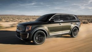 2019 Detroit Auto Show — Kia Telluride Unveiled; The Massive Eight-Seater Which India Deserves