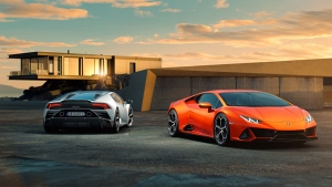 Lamborghini Huracan Evo Unveiled — Top Speed Above 325km/h; India-Launch To Happen Soon