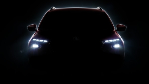 New Skoda SUV Teased Ahead Of Debut — To Be Based On The Vision X Concept