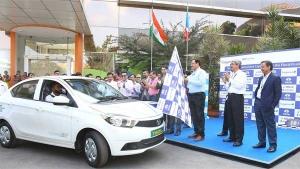 Tata Tigor EV To Be Deployed In Bangalore, Chennai And Hyderabad By Capgemini India
