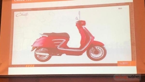 India-Bound UM Chill 150 ABS Scooter Details Leaked — To Rival The Vespa 150