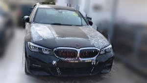 2019 BMW 3-Series Spied In India Ahead Of Launch — To Rival The Mercedes-Benz C-Class