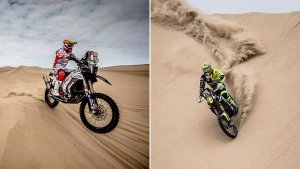 2019 Dakar Rally Stage 1 Flags Off In Peru: Here Are The Results Of Sherco TVS And Hero MotoSports