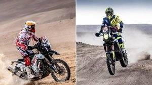 2019 Dakar Rally Stage 4 Results — Hero MotoSports And Sherco TVS Racing Battle It Out!