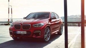 BMW X4 Launched At Rs 60.60 Lakh To Take On The Niche SUV-Coupe Market In India