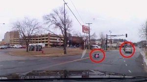 Video: Child Falls Out Of Moving Car — Emphasizes On Importance Of Seatbelts Again