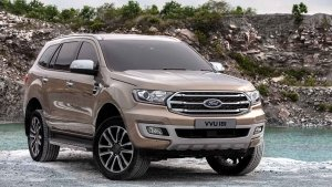 Ford Endeavour Facelift Hits Production In India — Launch To Happen Soon