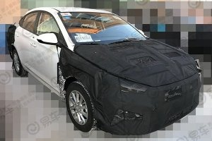 Spotted: Hyundai Verna Facelift — Launch Scheduled For Late 2020