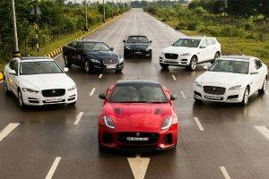 Jaguar Art Of Performance: A 230km/h Jaguar Test Drive In Bangalore