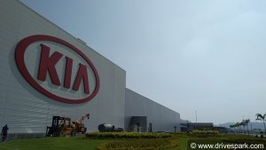 Kia Motors India's Plant To Start Operations Soon — Kia SP2 SUV To Be The First Model