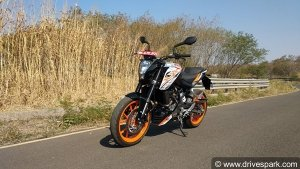 KTM Duke 125 Sales December 2018 — Records More Sales Than All Other Models Combined