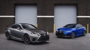 2019 Detroit Auto Show — New Lexus RC F & RC F Track Edition Unveiled; Should The Germans Worry?