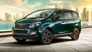 Mahindra Marazzo M8 Eight-Seater Launched In India — Priced At 13.98 Lakh