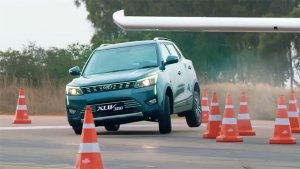 Gaurav Gill Goes Drifting Gymkhana-Style In Mahindra XUV300 [Video]