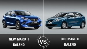 New Maruti Baleno (2019) Vs Old Baleno — What Is The Difference?