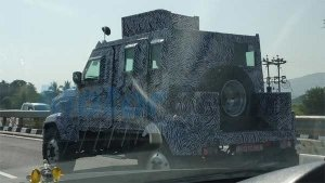 Tata Merlin LSV Makes The Harrier 7-Seater Look Tiny — Check Out The Spy Pics