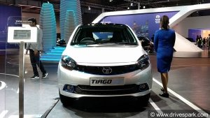 Tata Motors To Launch All-Electric Tiago In India — To Rival The Maruti Wagon R Electric