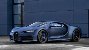 Bugatti Chiron '110 Ans Bugatti' — Celebrating Bugatti's 110th Anniversary In Style