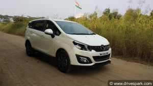 Mahindra Marazzo Automatic Variant Confirmed — Launch Before BS-VI Norms Kick In