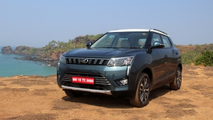Mahindra XUV 300's Top Features To Know: 7 Airbags, Blue Sense, All-Wheel Discs, Sunroof And More