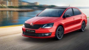 2019 Skoda Rapid Monte Carlo Launched In India — Prices Start At Rs 11.16 Lakh