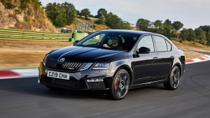 Skoda Octavia RS Challenge Special Edition Unveiled — Brings A Lot Of Sports Sedan Goodness