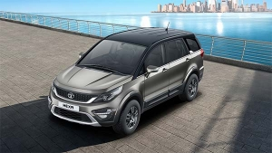 2019 Tata Hexa Launched In India  — Prices Start At Rs 12.99 Lakh