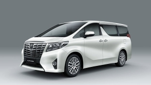 Toyota To Bring In Hiace And Alphard MPVs To India — Launch Timeline Revealed