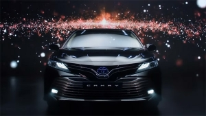 Toyota Camry Hybrid's TVC Out — Video Commercial Of The Latest 'Electrifying' Toyota Sedan