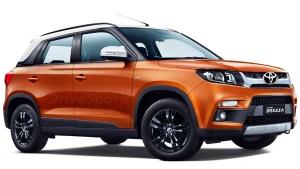 Toyota To Launch Re-badged Maruti Vitara Brezza in 2020-21