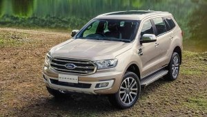 New Ford Endeavour's (2019) Bookings Open — Launch On February 22