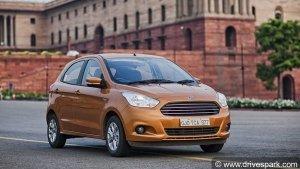 Ford Figo (2015) Discontinued — New Ford Figo Model To Launch Soon