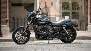 Harley-Davidson Recall Street 750 Model Over Faulty Brake Calipers