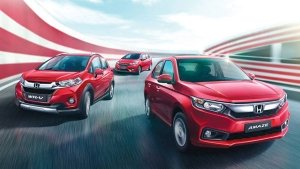 Honda Amaze, Jazz & WR-V Exclusive Editions Launched — Prices Start At Rs 7.87 Lakh