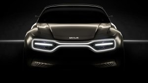 Kia Electric Car Concept To Be Unveiled At Geneva Motor Show 2019