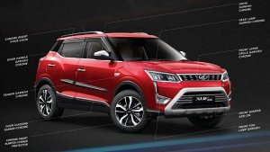 Mahindra XUV300 Accessories List & Prices — Basic Ways To Get Your XUV300 Modified