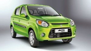 New Maruti Alto 2019 Spied Testing — Launch Expected In Late-2019