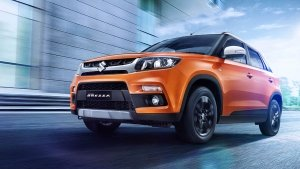 Maruti Suzuki Vitara Sales Cross Four Lakh In Three Years — Can The Mahindra XUV300 Beat This?