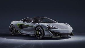 McLaren 600LT Spider MSO Revealed