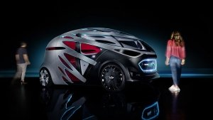 Mercedes-Benz To Reveal EQV Electric MPV At The 2019 Geneva Motor Show