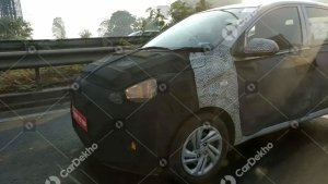 2019 Hyundai Grand i10 Spied Testing — Launch Expected In Mid-2019