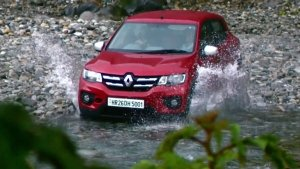 New Renault Kwid's (2019) TVC Shows Its High Ground Clearance And Host Of Features — Watch The Video