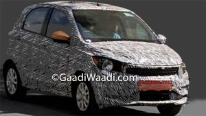 New 2019 Tata Tiago Spied For The First Time — Launch Soon