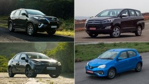 Your Favourite Toyota Cars In India Will Soon Become Cheaper — Wait For The New 'Toyota Baleno'