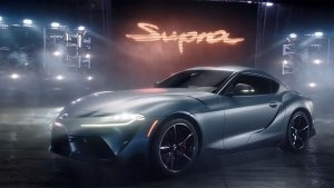 Toyota Supra's Super Bowl (2019) Commercial Out — Involves A Lot Of Sideways Action