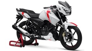 TVS Apache RTR 160 ABS Launched In India — Prices Start At Rs 84,710
